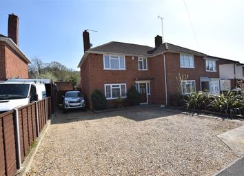Thumbnail 2 bed semi-detached house for sale in Wentworth Avenue, Reading