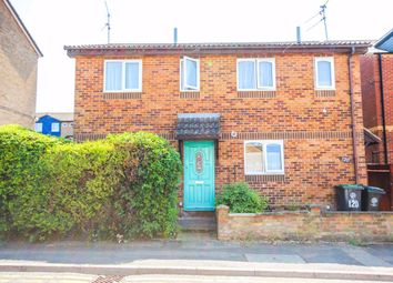 Thumbnail 2 bed semi-detached house for sale in Portland Road, Rushden, Northamptonshire