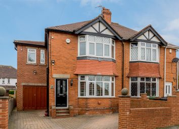 Thumbnail 3 bedroom semi-detached house for sale in Sandybank Avenue, Rothwell, Leeds
