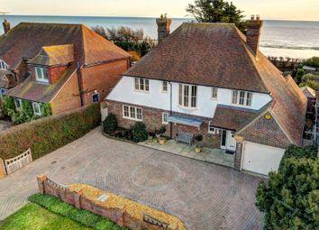 Sea Drive, Felpham PO22. 4 bed detached house for sale