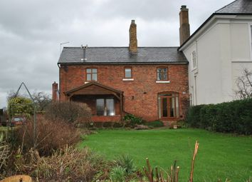 Thumbnail 3 bed cottage to rent in Shrewsbury Road, Wem, Shropshire