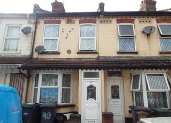 Thumbnail 3 bedroom terraced house for sale in Ivy Road, Luton, Bedfordshire, England