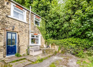 Thumbnail 1 bed end terrace house for sale in Slant Gate, Kirkburton, Huddersfield