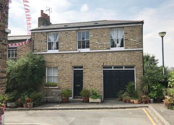 Thumbnail 3 bed end terrace house for sale in 14A Trinity Grove, Greenwich, London