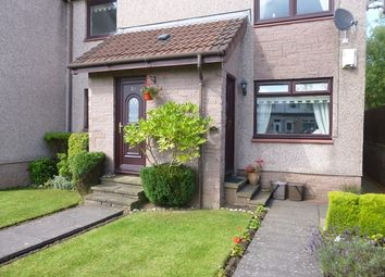 Thumbnail 2 bed flat for sale in Clydesdale Street, Mossend, Bellshill, Lanarkshire
