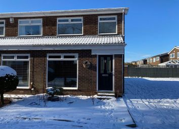 Thumbnail 3 bed property to rent in Augusta Court, Wallsend