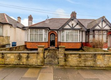 Thumbnail 3 bed semi-detached bungalow for sale in Hamilton Avenue, Ilford, Essex
