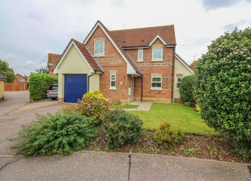 Thumbnail 4 bed detached house for sale in Albert Gardens, Church Langley, Essex