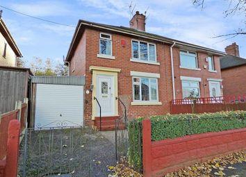 Thumbnail 2 bedroom semi-detached house for sale in Ballinson Road, Blurton, Stoke-On-Trent