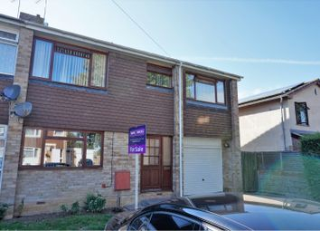 Thumbnail 4 bed end terrace house for sale in Woodgate Park, Chichester