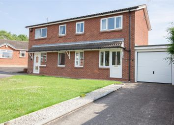 Thumbnail 2 bed semi-detached house for sale in Briar View, Brimington, Chesterfield