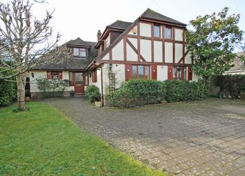 Thumbnail 5 bed property for sale in Solent Drive, Barton On Sea, New Milton