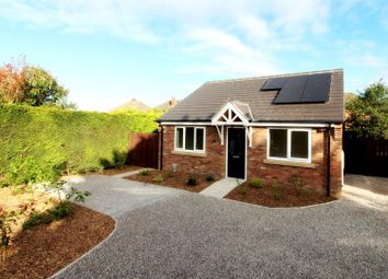 Thumbnail 2 bedroom detached bungalow to rent in Belmont Close, St Johns Road, Driffield