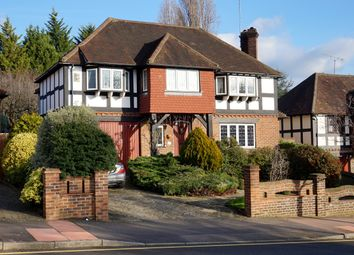 Thumbnail 4 bed detached house for sale in St. Marys Avenue, Bromley