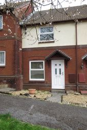 Thumbnail 2 bedroom terraced house to rent in Rosehip Close, Woolwell, Plymouth