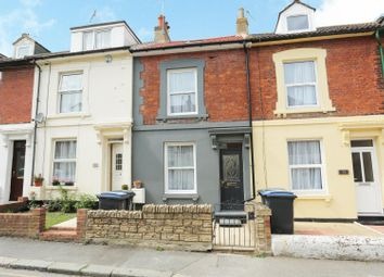 Thumbnail 3 bedroom terraced house for sale in Wood Street, Dover