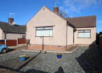Thumbnail 2 bed detached bungalow for sale in Overleigh Drive, Buckley, Flintshire