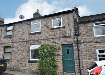 Thumbnail 3 bed terraced house for sale in Poppy Cottage, Western Lane, Buxworth, High Peak