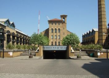 Thumbnail 1 bed flat for sale in Burrells Wharf Square, Isle Of Dogs