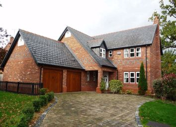 Thumbnail 4 bedroom detached house to rent in Springfield Court, Higher Kinnerton Chester, Flintshire