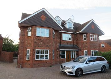 Thumbnail 6 bed detached house to rent in The Green, Milford, Stafford