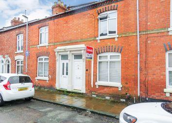 2 bed terraced house for sale in Hervey Street, Northampton NN1