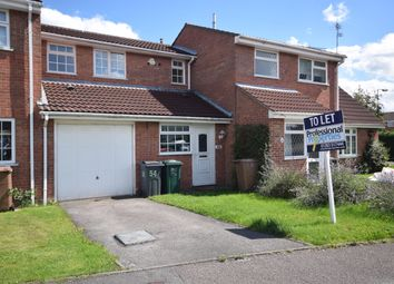 Thumbnail 2 bed town house to rent in Appletree Road, Hatton, Derby