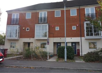 Thumbnail 4 bed town house for sale in Grasholm Way, Slough