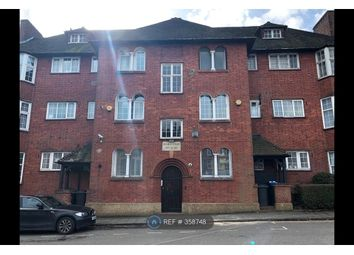 Thumbnail 3 bed flat to rent in Aylmer Court, London