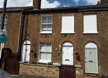 Thumbnail 2 bed terraced house for sale in New Road, Chatteris, Cambs