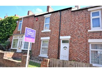 Thumbnail 2 bedroom terraced house for sale in Lesbury Street, Newcastle Upon Tyne