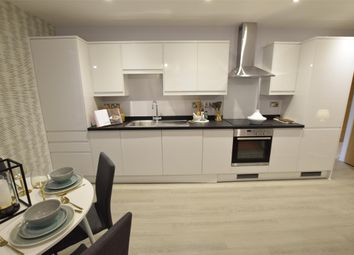 Thumbnail 1 bed flat for sale in Plot 25 The Old Library, Cheltenham Road, Bristol