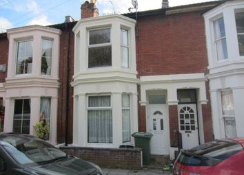 Thumbnail 4 bed property to rent in Playfair Road, Southsea
