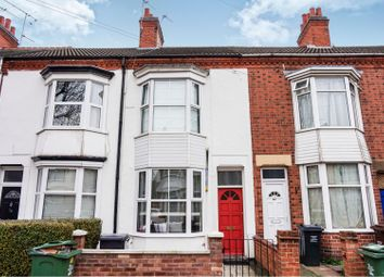 Thumbnail 2 bed terraced house for sale in Albert Promenade, Loughborough