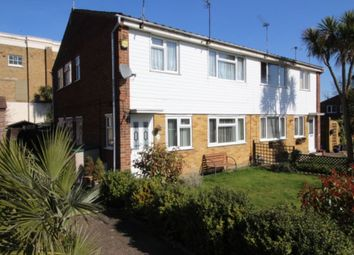 Thumbnail 2 bed flat for sale in Milford Close, Upper Abbey Wood, London