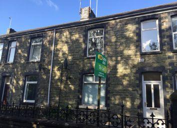 Thumbnail 2 bed flat to rent in Mackworth Street, Bridgend, Bridgend County Borough