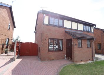 Thumbnail 2 bed semi-detached house to rent in Merton Street, Longton