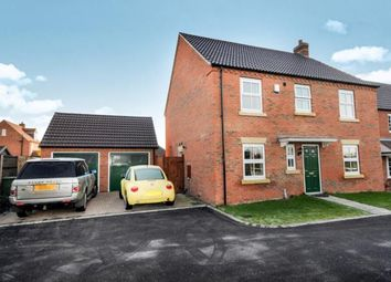 Thumbnail 4 bedroom detached house for sale in Hancock Drive, Bardney, Lincoln, Lincolnshire