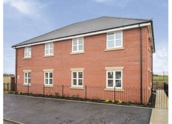 Thumbnail 2 bed flat for sale in Prestbury Road, Duston, Northampton