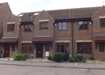 Thumbnail 3 bed terraced house to rent in Perivale, Monkston Park
