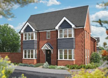 "Thumbnail 3 bed semi-detached house for sale in ""The Sheringham"" at Hadham Road, Bishop's Stortford"