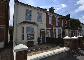Thumbnail 3 bed terraced house to rent in The Close, Warwick Road, Clacton-On-Sea
