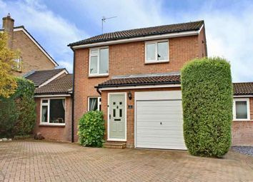 Thumbnail 4 bed detached house for sale in Mahler Close, Basingstoke