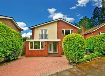 Thumbnail 4 bed detached house to rent in Ravenstone Road, Camberley, Surrey