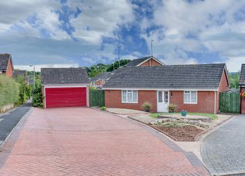 Thumbnail 2 bed detached bungalow for sale in Radway Close, Church Hill North, Redditch
