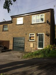 Thumbnail 3 bed semi-detached house to rent in Ouse Street, Haworth, Keighley