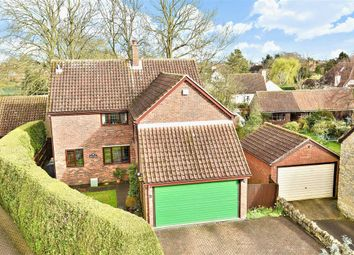 Thumbnail 5 bed detached house for sale in Nodders Way, Biddenham, Bedford