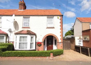 Thumbnail 3 bedroom semi-detached house for sale in Driftway, Wootton Road, South Wootton, King's Lynn