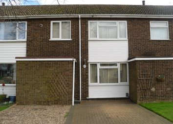 Thumbnail 3 bed terraced house for sale in Cemetery Road, Whittlesey