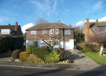 Thumbnail 4 bed detached house for sale in Garthland Drive, Arkley, Barnet